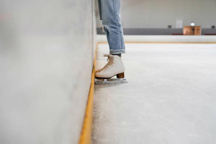 Pista de patinaje. Foto: Kelli Mcclintock