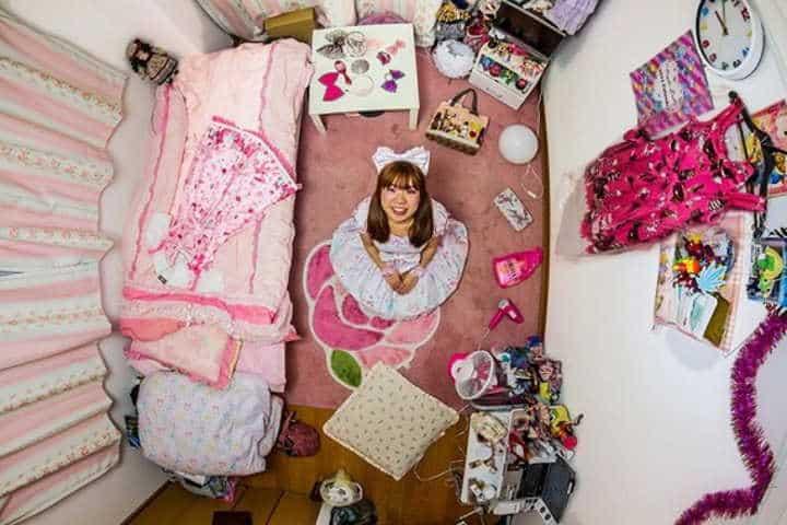 Room #256 Ryoko, Japón