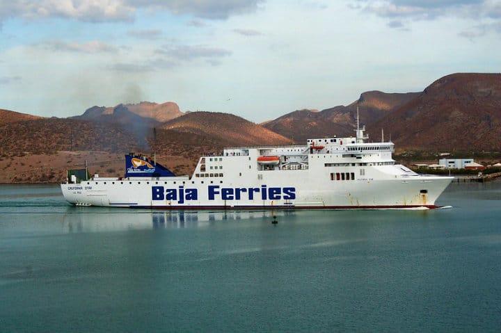 Te presentamos el ferry que te llevará a La Paz Foto Miss Shari