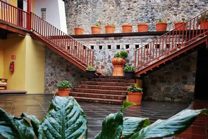 Un ejemplo para quedarte es el Hotel Real del Monte Foto Hotel Real del Monte