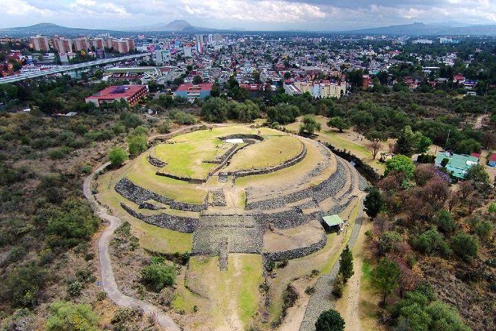 Viaja Bonito Foto: zonas arqueológicas en la CDMX