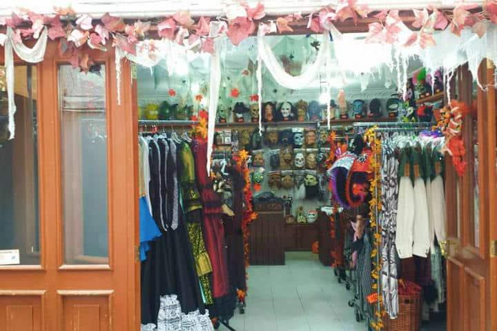 Visita esta tienda de disfraces en la CDMX Foto La Casita de Disfraces