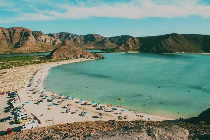 Visitarás una de las playas más hermosas de México en esta excursión por Chihuahua, Sinaloa y La Paz Foto Matthew T Rader