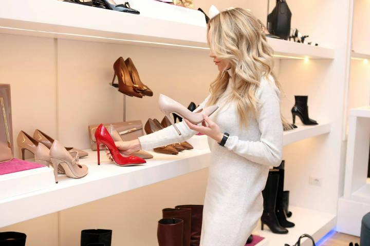 Zapatos. Foto: Alexandra Maria