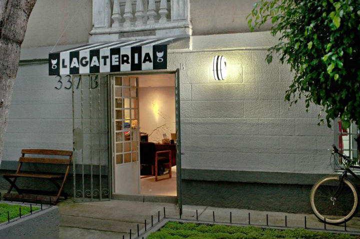 Fachada La Gatería Foto: Archivo