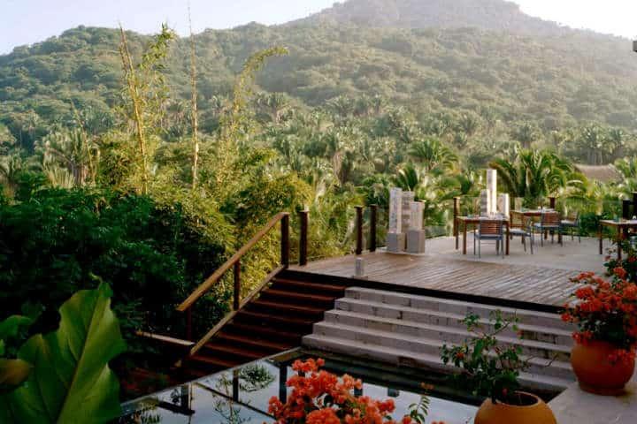 resort imanta en la rivera nayarit