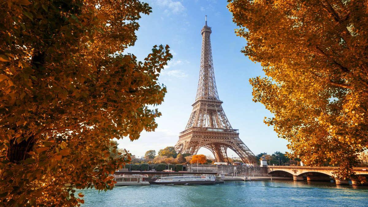 otoño en el mundo