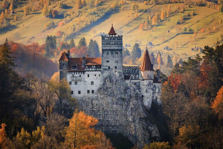 transilvania en otroño