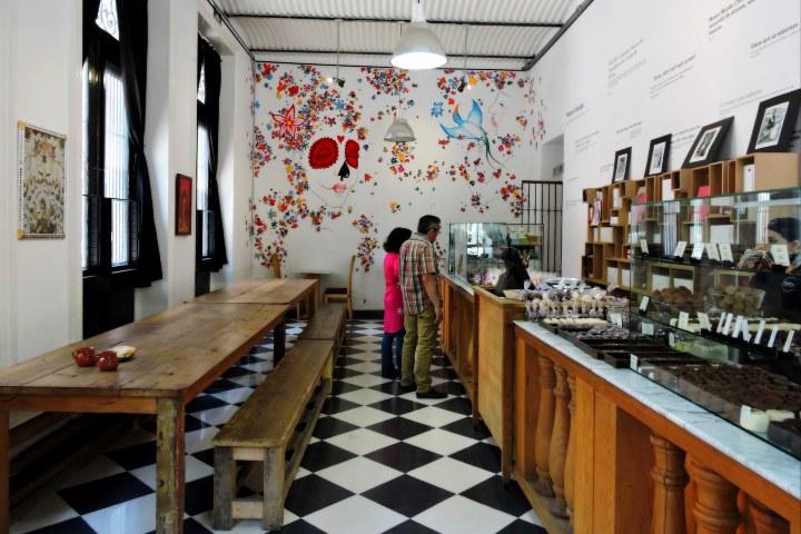 Museo chocolate