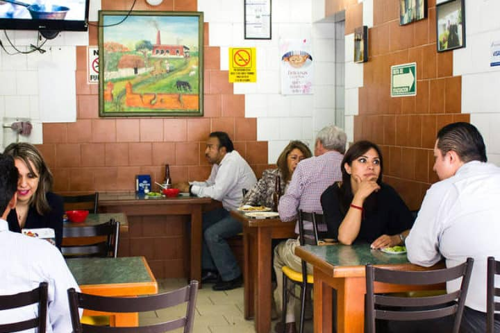Su ambiente te hará quedarte a disfrutar con tus seres queridos de una deliciosa comida Foto Time Out México