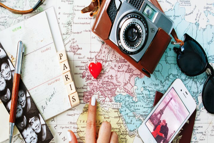 Viaje- Pinterest