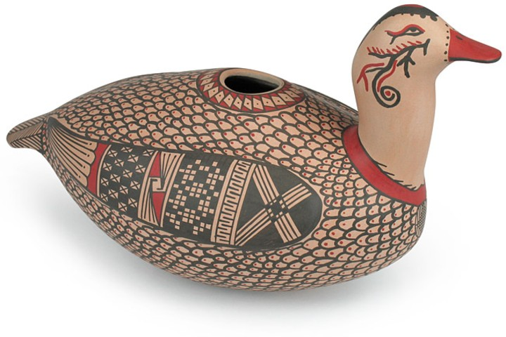 mata-ortiz-pottery-duck-vase-foto-direct-form-mexico-6