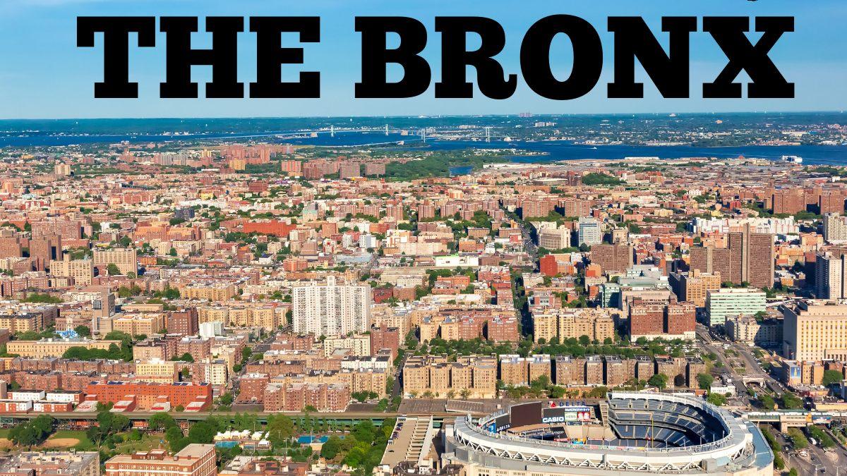 Bronx foto NYC