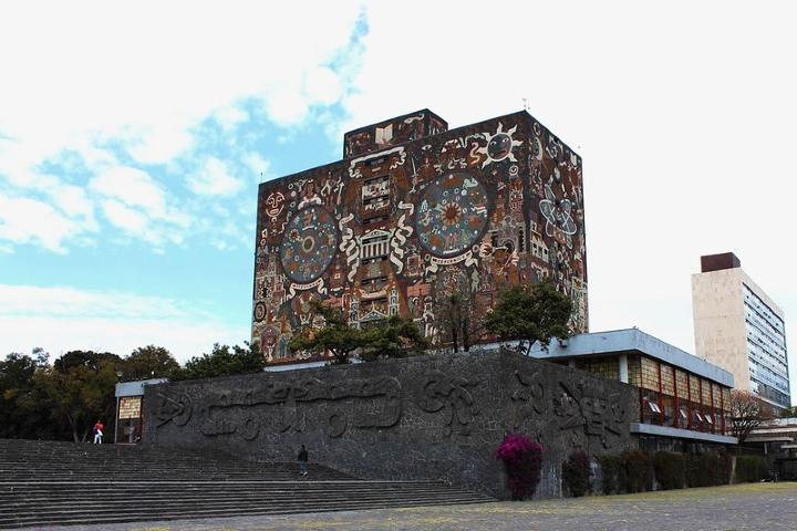 C.U. CDMX. Imagen: Anexi Duarte.