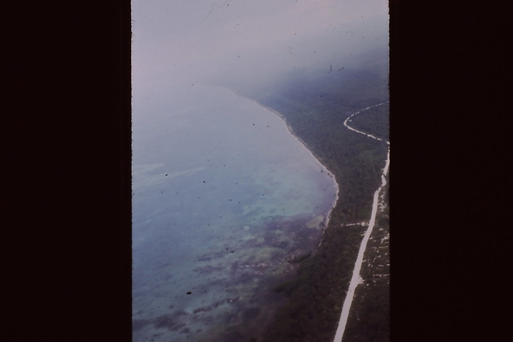 Cancún 1976. Imagen: Archivo.
