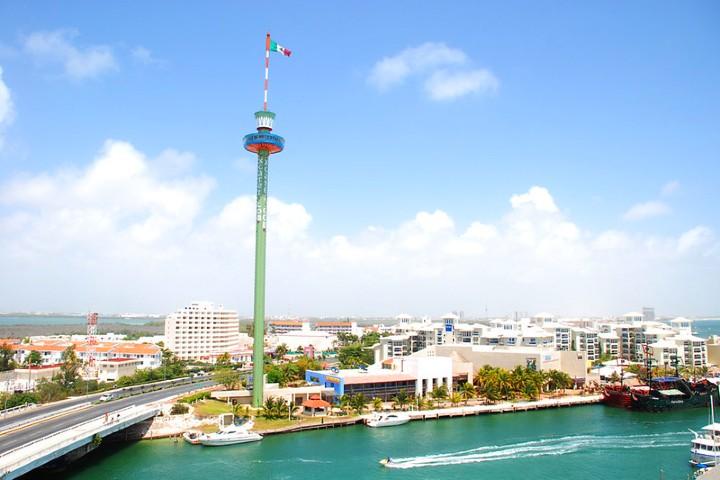 Cancún, Quintana Roo. Imagen: Carlos.