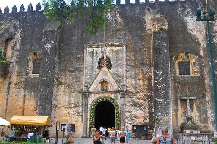 Catedral de cuernavaca, Morelos.Foto.La Unión de Morelos.5
