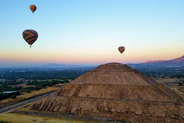 Te contamos más de este bello material, la obsidiana de Teotihuacán Foto Jorge