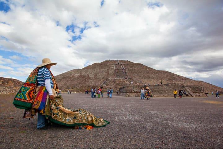 Un recorrido lleno de cultura y vistas prehispánicas Foto Geraint Rowland
