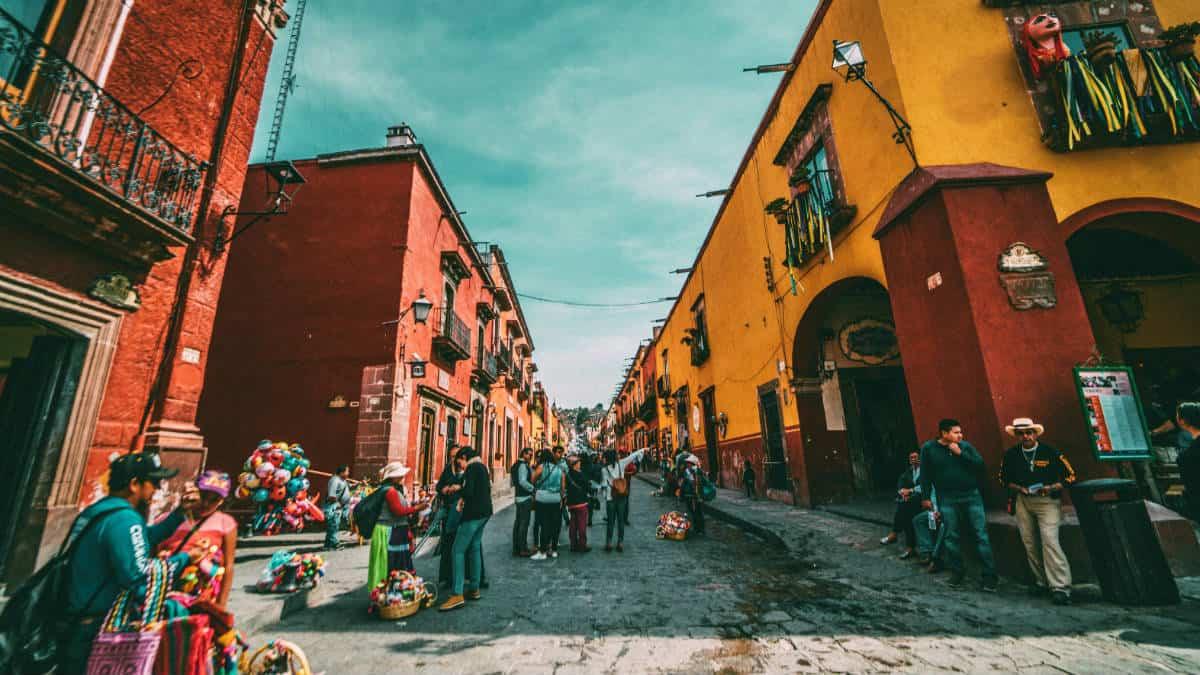WiFi gratis en San Miguel de Allende Foto Jezael Melgoza