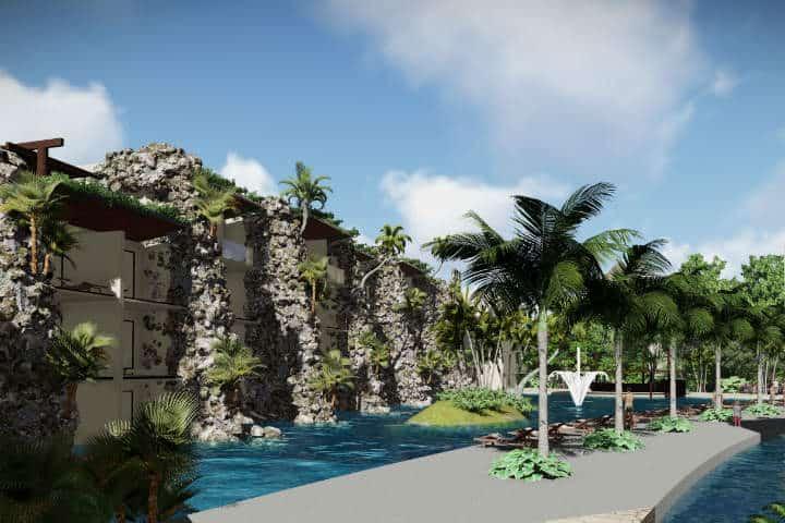 Hotel Xcaret 4