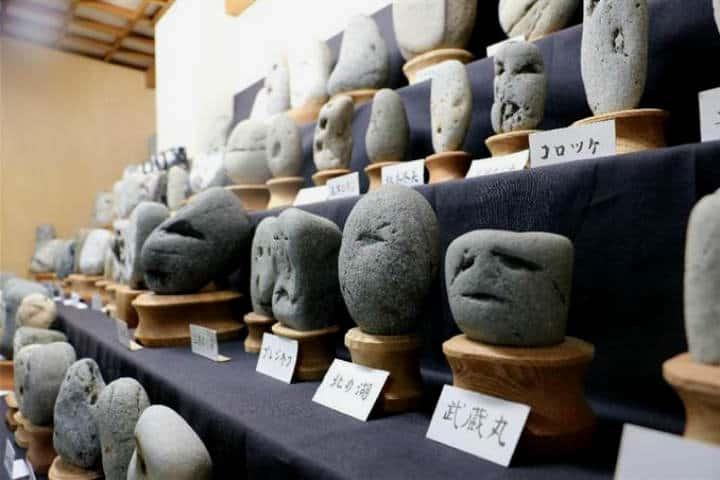 MUSEO JAPONÉS DE ROCAS