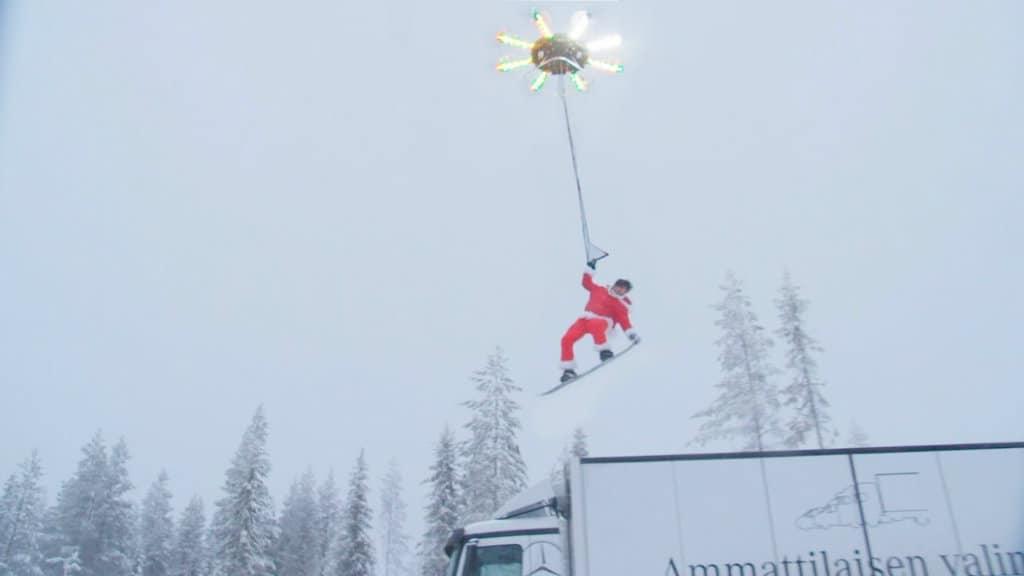 santa-dron