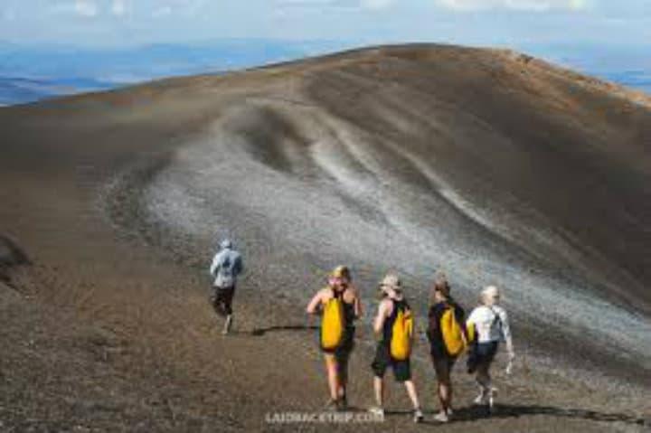 volcano boarding 8