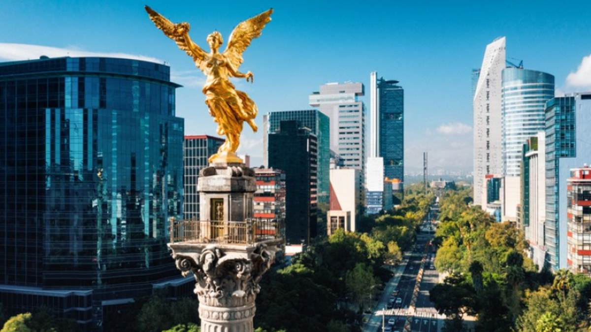 Ángel Independencia- Obras Expansión