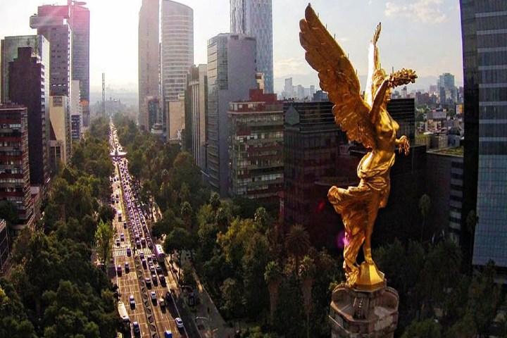 Ángel Independencia- Travel Report
