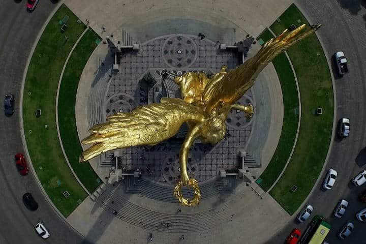 Angel de la Independencia Foto Turismo CDMX 7