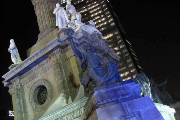 Datos curiosos del Ángel de la Independencia Foto Archivo