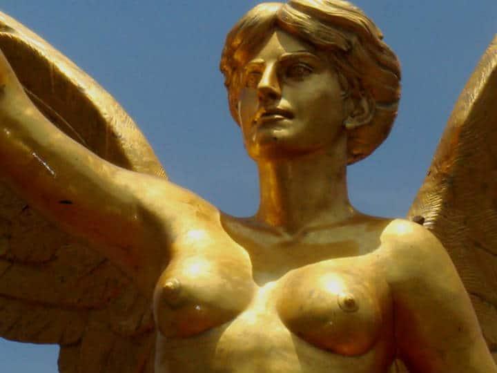 Angel de la Independencia Foto Christian Zamora