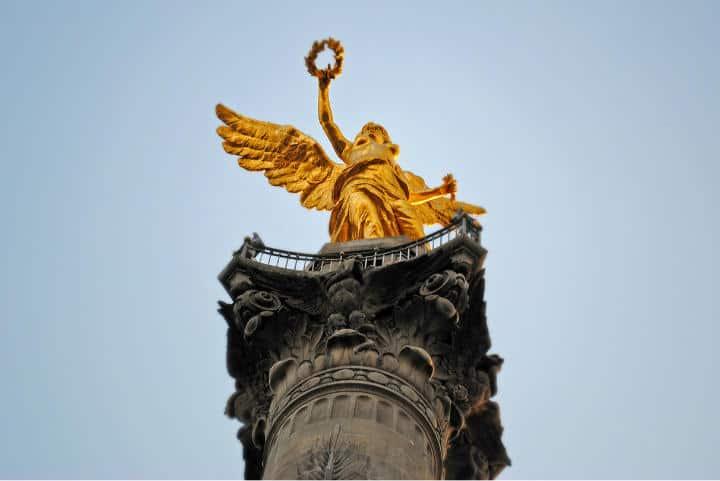 Angel de la Independencia Foto Evan Long