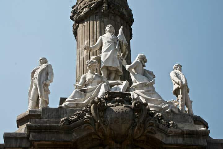 Angel de la Independencia Foto Scutter