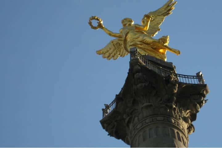 Angel de la Independencia Foto Serge