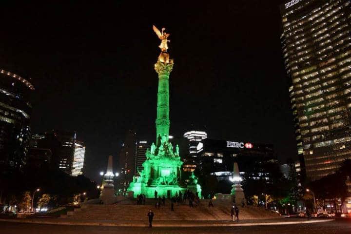 Angel de la Independencia Foto Turismo CDMX 2
