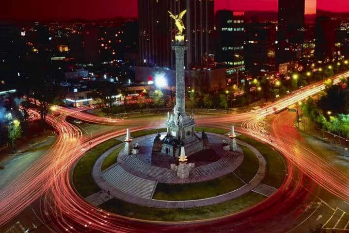 Angel de la Independencia Foto Turismo CDMX