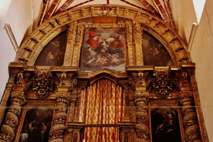 El estilo barroco. Foto: Archivo