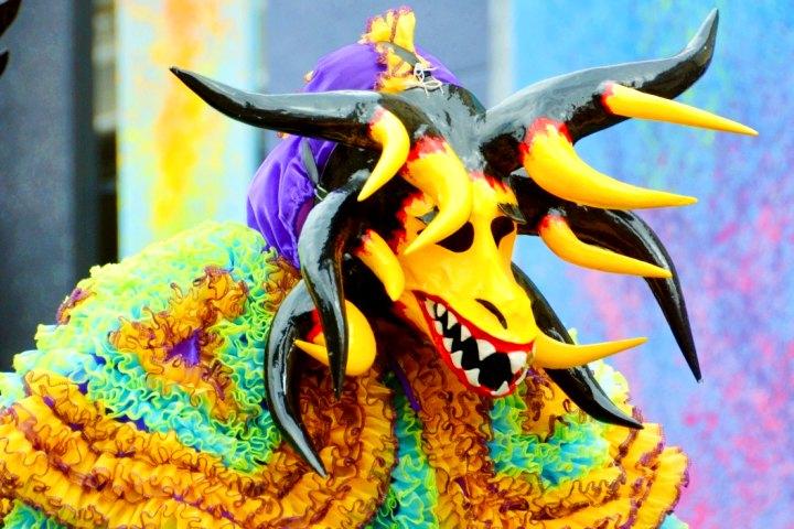Carnavales de Puerto Rico. Imagen: Carlos Aviles.