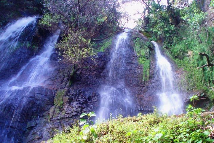 Cascadas de Cacalotenango. Imagen: Danielle Lara