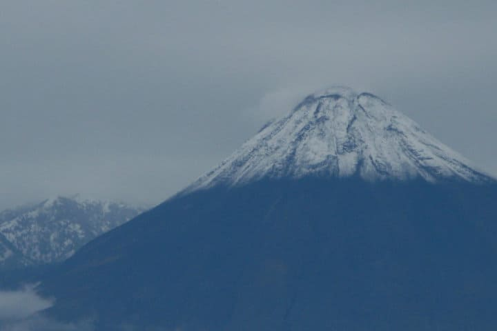 Colima Volcan Foto FCastellanos