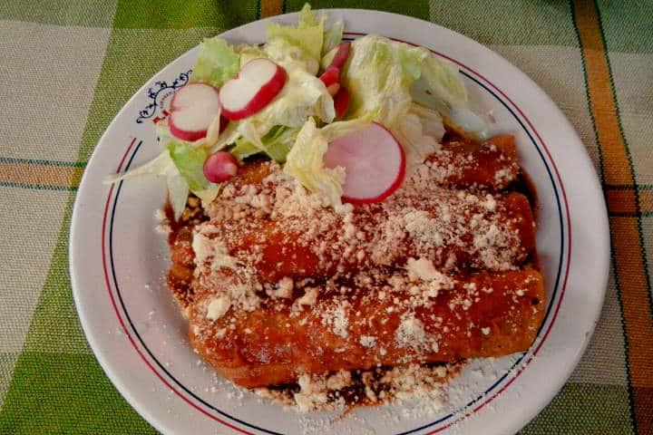 Colima enchiladas dulces foto Enrique Aguirre