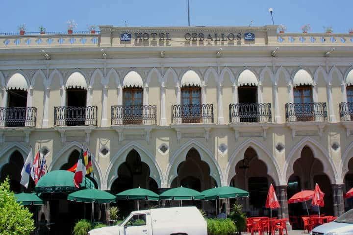Colima hotel ceballos