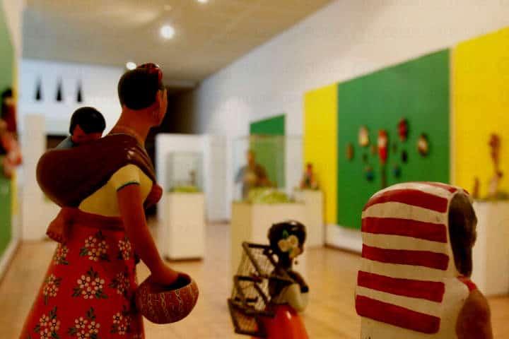 Colima museo de artes populares