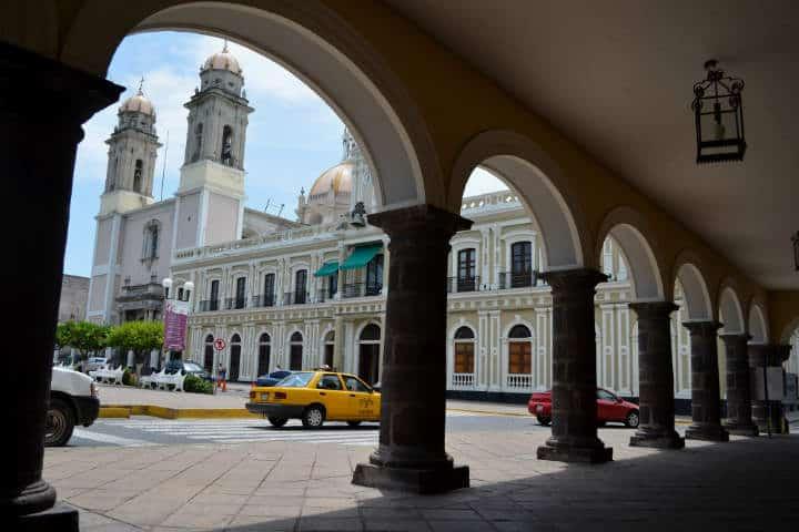 Colima portales Foto Irene Soria