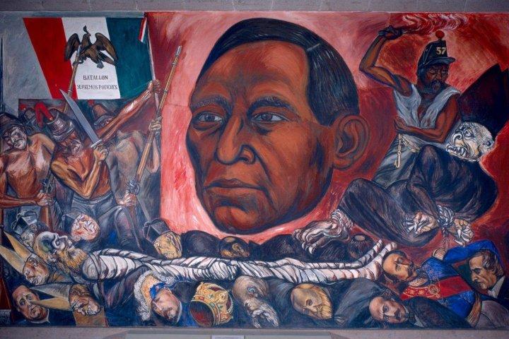 Conoce la historia de Benito Juarez en su museo. Foto. MXCity