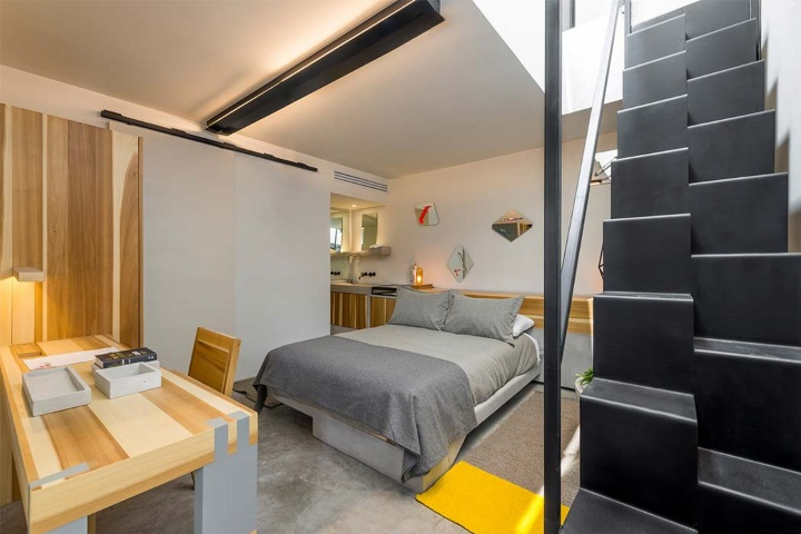 Habitaciones ultra cómodas. Foto. Hotel Carlota