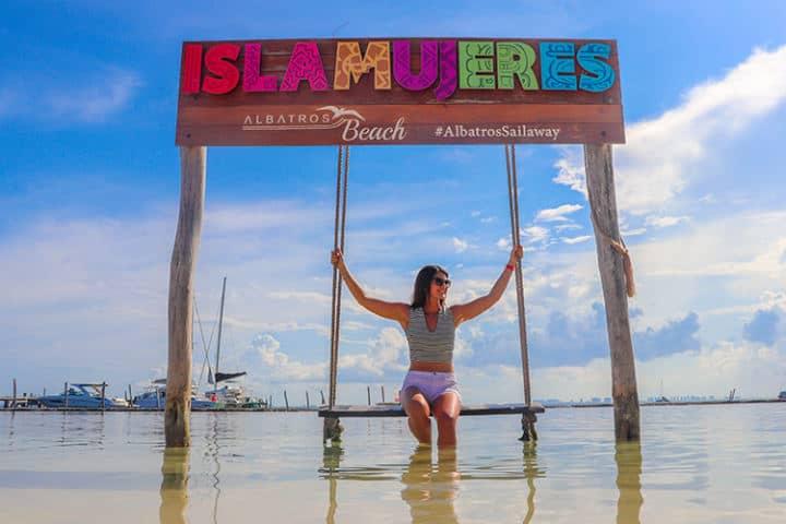 Imagenes divertidas de isla mujeres.Foto.Goguytravel.1
