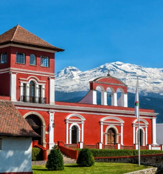 La hacienda Panoaya. Foto: haciendapanoaya.com
